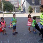 Actividades, campamentos vacacionales en Bilbao