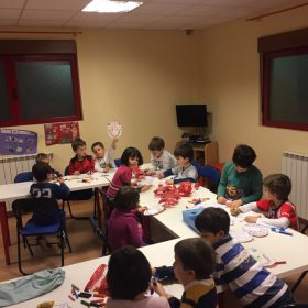 Cumpleaños, celebraciones. fiestas, regalos en ludotekas, Bilbao