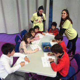 Amasde, A+D. Centro multiavtividades en Bilbao (Bizkaia). Educación, cursos, talleres