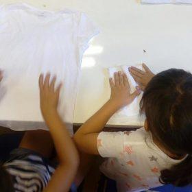 Talleres, actividades, decorar tu ropa