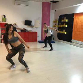 Clases de baile en Miribilla, Bilbao